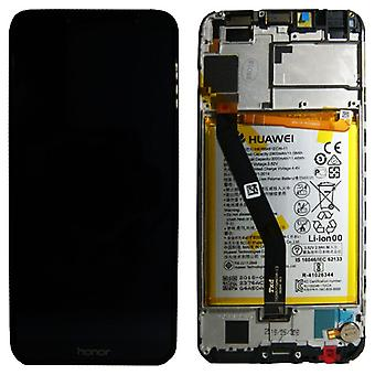 Huawei הצג יחידת LCD + מסגרת עבור כבוד 7A Service Pack 02351WDU שחור חדש