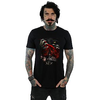 A Nun Men ' s álarcos Face T-shirt