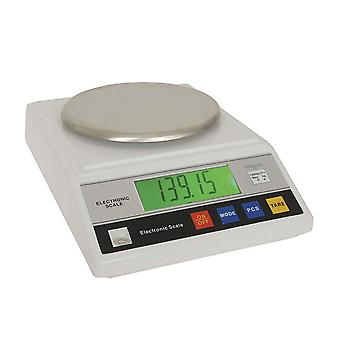 TechBrands 1kg Digital Bench Scale