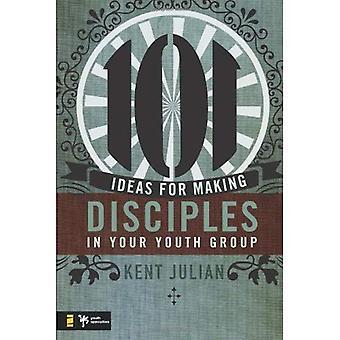 101 ideeën voor het maken van discipelen in uw jeugd groep