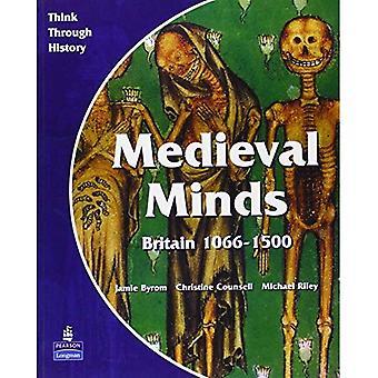 Esprit médiéval: Livre de l'élève: Grande-Bretagne 1066-1500 (pensez à travers l'histoire)