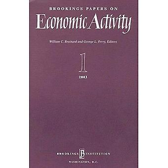 Brookings Papers su attività economica 1: 2003