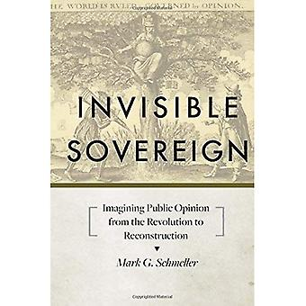 Invisible Sovereign: Imagining Public Opinion from the Revolution to Reconstruction (New Studies in American Intellectual...
