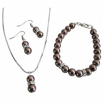 Znajdź niedrogie bordowy biżuteria moda biżuteria dla każdego