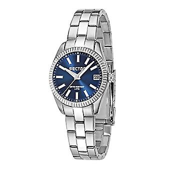 Sector watch Analog quartz women's watch with stainless steel band R3253579517