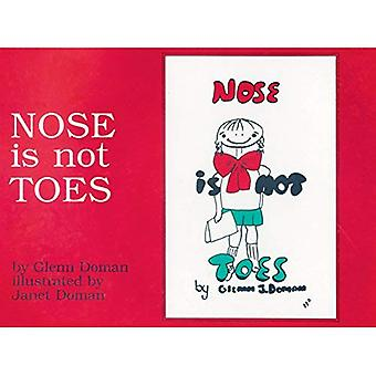 Nose Is Not Toes