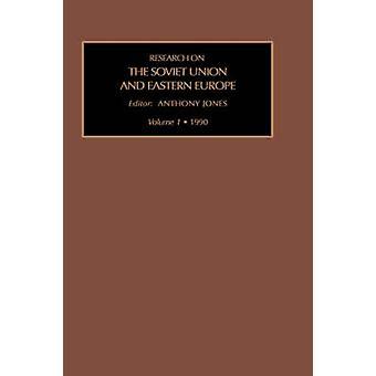 Res auf UdSSR Osteuropa Vol 1 von Jones a. & A.