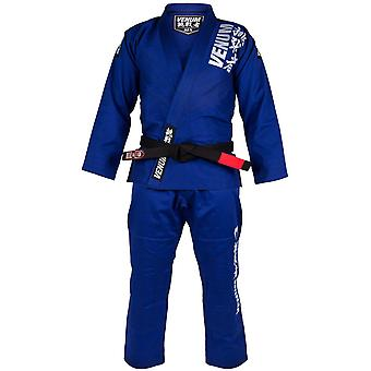 Venum Mens Challenger 4.0 BJJ Gi - Royal Blue