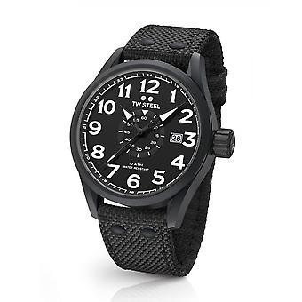 TW Steel Vs41 Volante Watch schwarz 45 mm