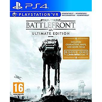 Gry PS4 Star Wars Battlefront Edycja Ultimate