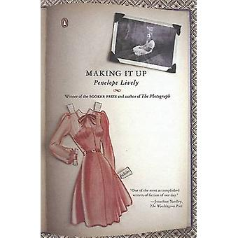 Making It Up by Penelope Lively - 9780143037842 Book