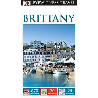 DK Eyewitness Travel Guide Brittany by DK - 9780241273586 Book
