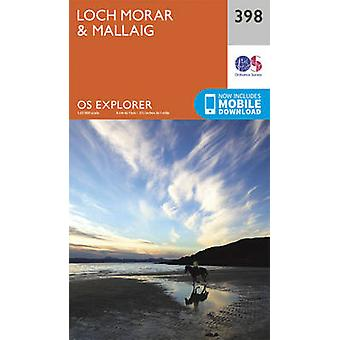 Loch Morar and Mallaig (September 2015 ed) by Ordnance Survey - 97803