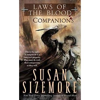 Companions by Sizemore - Susan - 9780441008759 Book