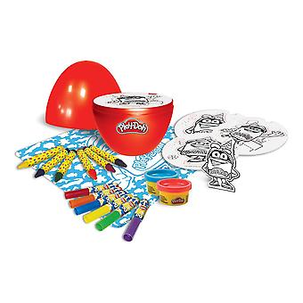 Play-Doh Maxi Creative Egg with Creative Accessories Set (CPDO119)