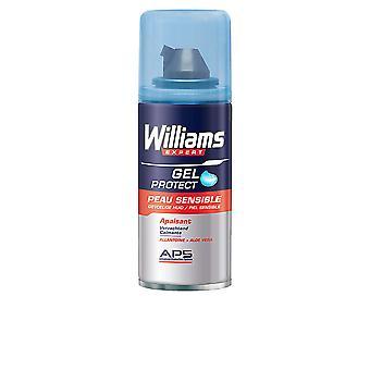 Williams Protect gel de ras piele sensibila 75 ml pentru barbati