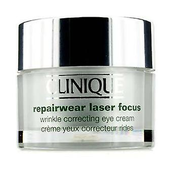 Clinique Repairwear Laser Focus Wrinkle Correcting Eye Cream - 30ml/1oz