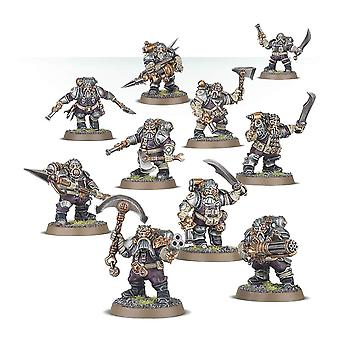 Games Workshop Kharadron Overlords Arkanaut Company