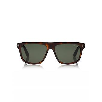 Tom Ford Dark Havana Cecilio Sunglasses