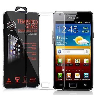 Cadorabo tank film til Samsung Galaxy S10 PLUS-beskyttende film i krystal KLAR-hærdet skærm beskyttende glas i 9H hårdhed med 3D touch kompatibilitet