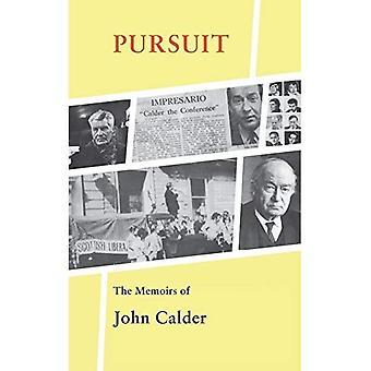 Pursuit: The Memoirs of John Calder