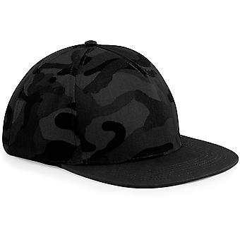 Beechfield - Camo Snapback Cap Hat