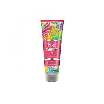 Swedish Beauty Pink Cabana Powerful Bronzer Tan Sunbed Tanning Lotion - 250ml