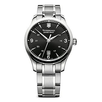 Victorinox alliance Quartz Analog Man Watch with Stainless Steel Bracelet V241473