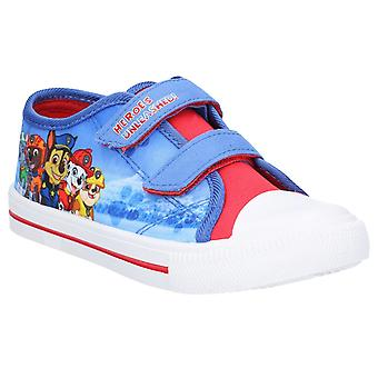Leomil Kids Paw Patrol Low Sneakers touch fastening shoe