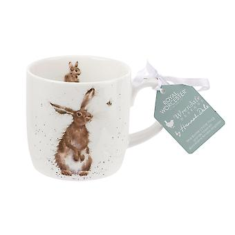 Wrendale Designs The Hare and the Bee Mug