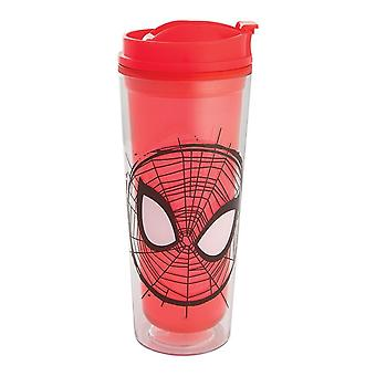 Marvel Spider-man 16 oz. akryl tumlare