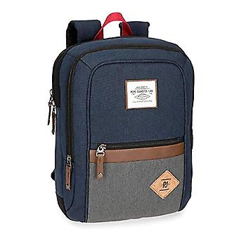 Pepe Jeans Roy Blue Laptop 13.3' Backpack
