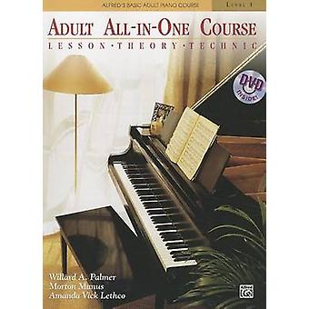 Alfred's Basic Adult All-In-One Course - Level 1 - Lesson - Theory - T