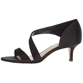 Imagine Vince Camuto Womens Karlyn Fabric Open Toe Classic Pumps