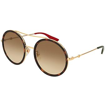GUCCI GG0061S Scale/Golden Degraded Brown