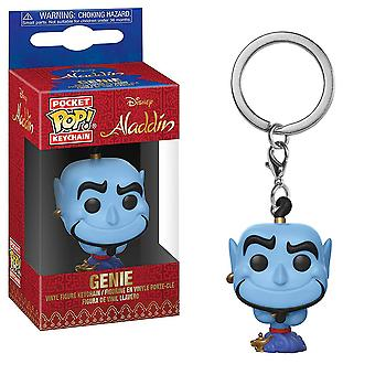 Aladdin Genie Pocket Pop! Keychain