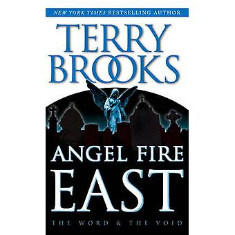 Angel Fire East by Terry Brooks - 9780613656382 Book