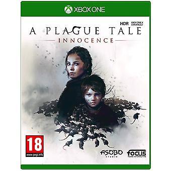 A Plague Tale ártatlanság Xbox egy játék