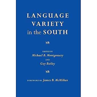 Språkvariation i söder: perspektiv i svart och vitt