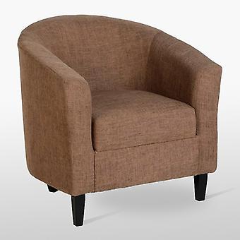 Krzesło Tempo Tub - Tkanina piaskowa