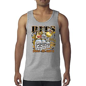 Unisex Rits Born To Shine Tank Top