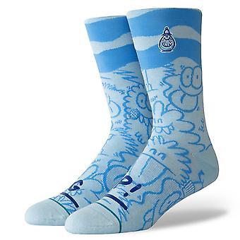 Stance Foundation Mens Socks ~ Kevin Lyons Wave