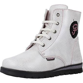 Pablosky Boots 066003 wit kleur