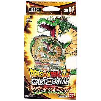 Dragon Ball Super card Game Starter Deck-Shenron ' s Advent (pachet de 6)