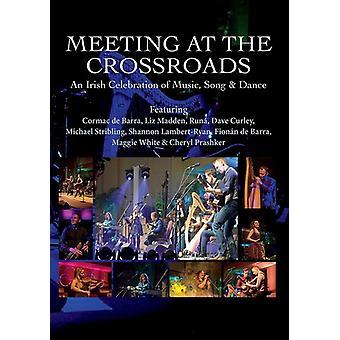 Meeting at the Crossroads: Anirish Celeb [DVD] USA import