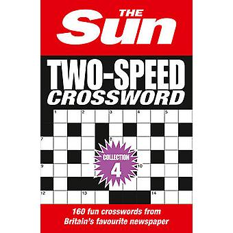 Sun TwoSpeed Crossword Collection 4 by The Sun
