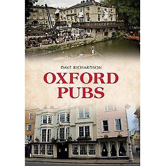 Oxford pubs door David Richardson