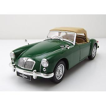 MG MGA MkI Twin Cam (1959) Diecast Model Car