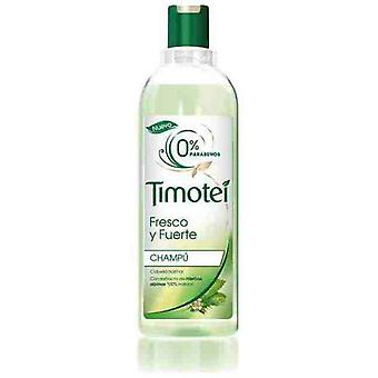 Timotei Green Tea Shampoo 400 ml