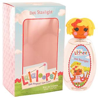 Lalaloopsy Eau De Toilette Spray (Dot Starlight) By Marmol & Son   516997 100 ml